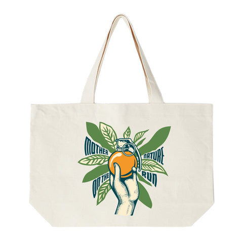 Obey Mother Nature On The Run Shoulder Bag