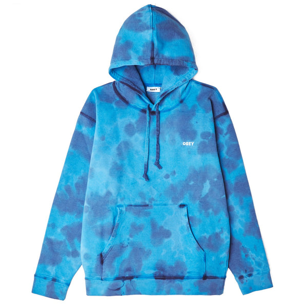 Obey Sustainable Tie Dye Fleece PO