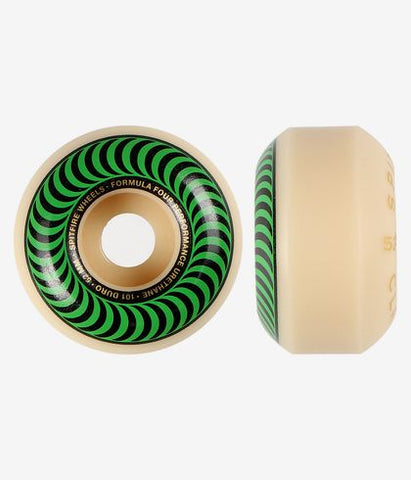 Spitfire Classic Formula Four 101a Skateboard Wheel 52mm