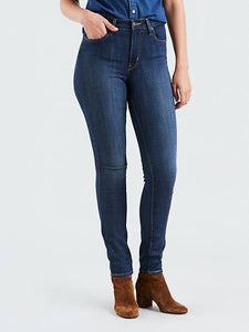 Levi's 721 High Rise Skinny - Blue Story