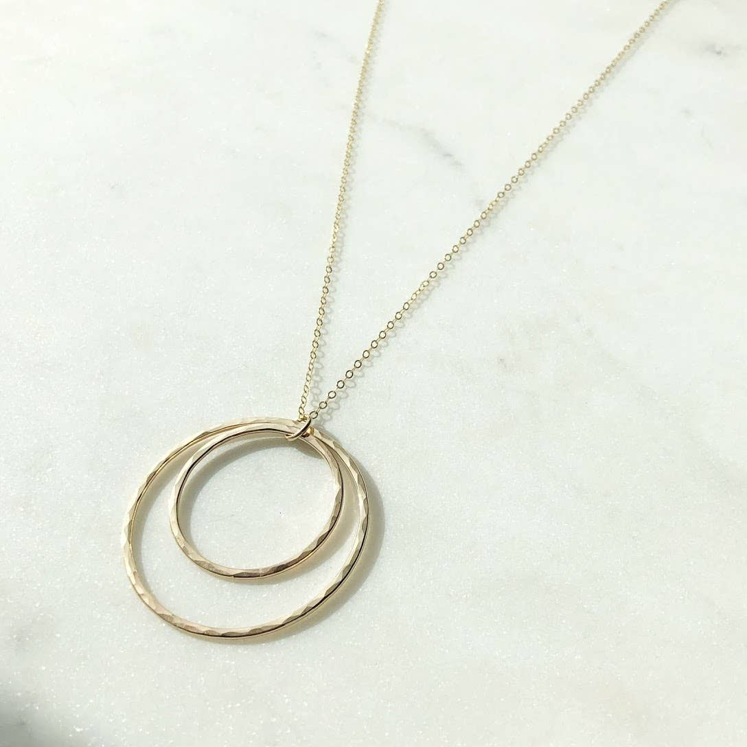 Token Jewelry Eclipse Necklace