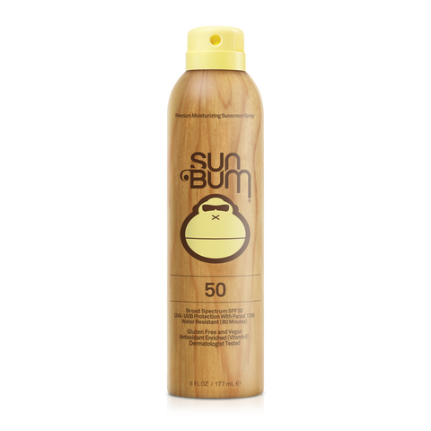 Sun Bum Original SPF 50 Sunscreen Spray