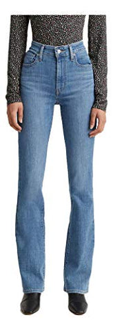 Levi's 725 Highwaisted Bootcut Denim- Lapis Speed