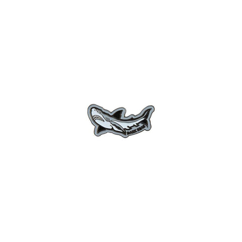 Dark Seas Shark Lapel Pin