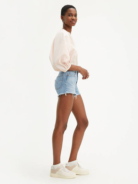 Levi's 501 Original Denim Shorts - Luxor Baked