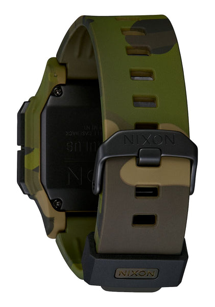 Nixon Regulus Stainless Steel - Multi/Camo