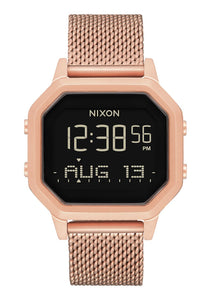 Nixon Siren Milanese - All Rose Gold