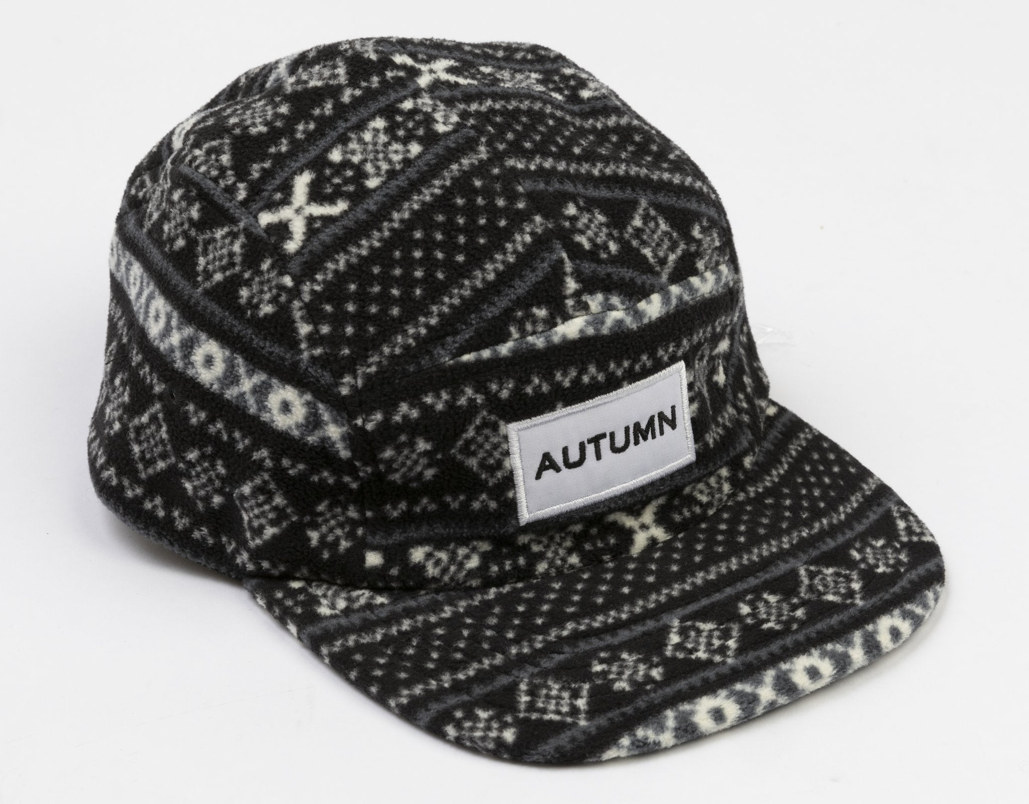 Autumn Headwear Polar Fleece 5 Panel Cap