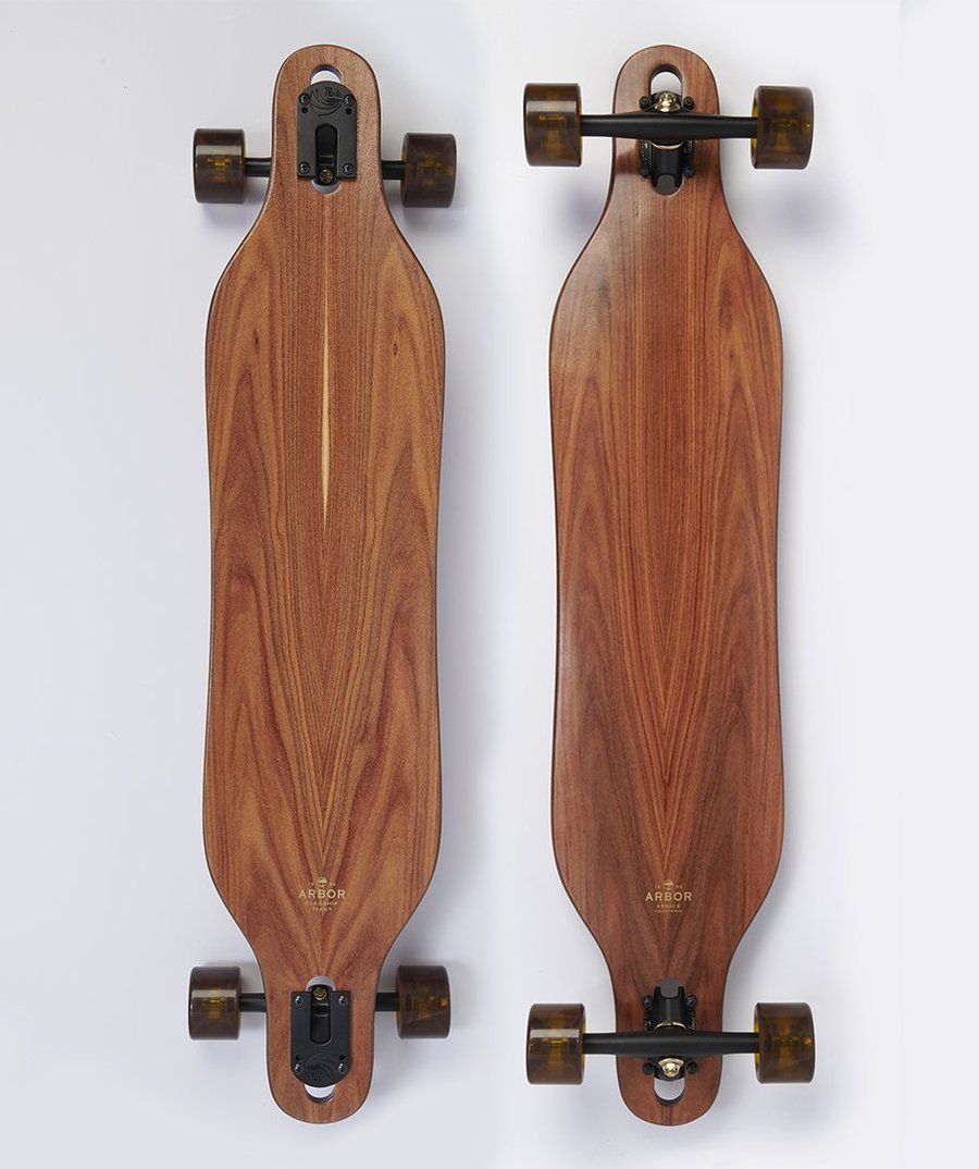 Arbor Axis 40'' Flagship Complete Longboard