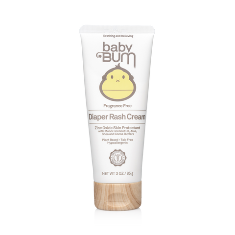 Sun Bun Sunscreen Baby Bum Diaper Rash Cream