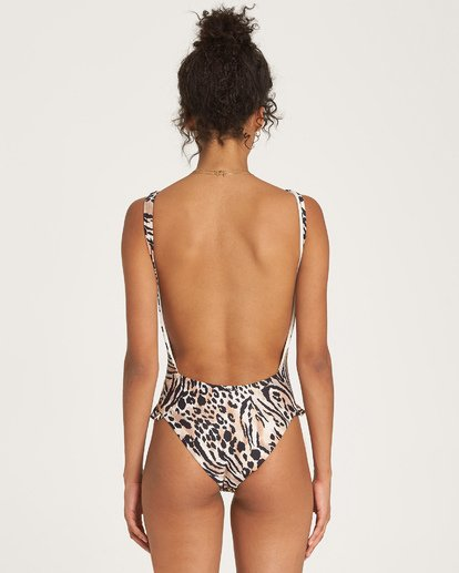 Billabong Wild Waves 1 Piece