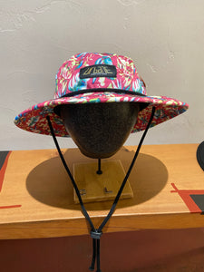 Urbane Curb Boonie Hat - Tropical