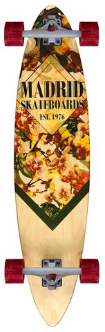 Madrid Blunt 38'' Orchid Complete Longboard