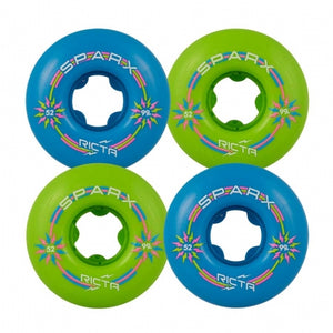 Ricta Sparx Mix Up Skateboard Wheel 52mm 99a