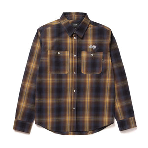 HUF Sanford Long Sleeve Flannel