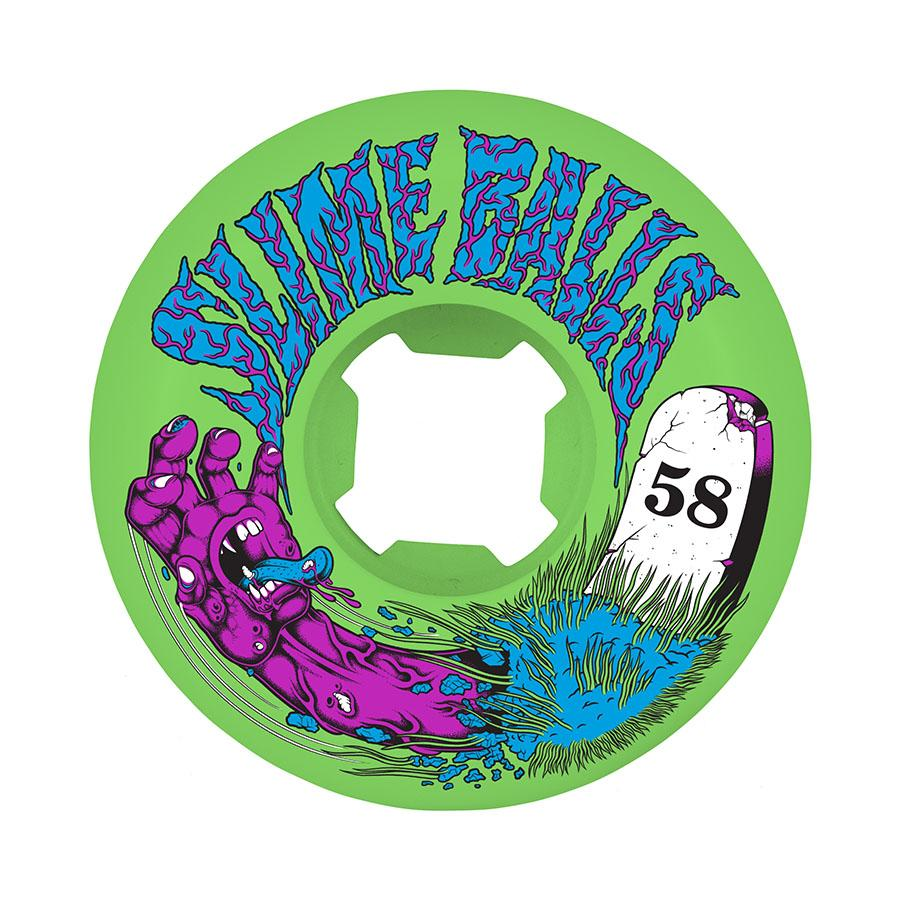 Slime Balls Grave Hand Speed Balls 99a 58mm