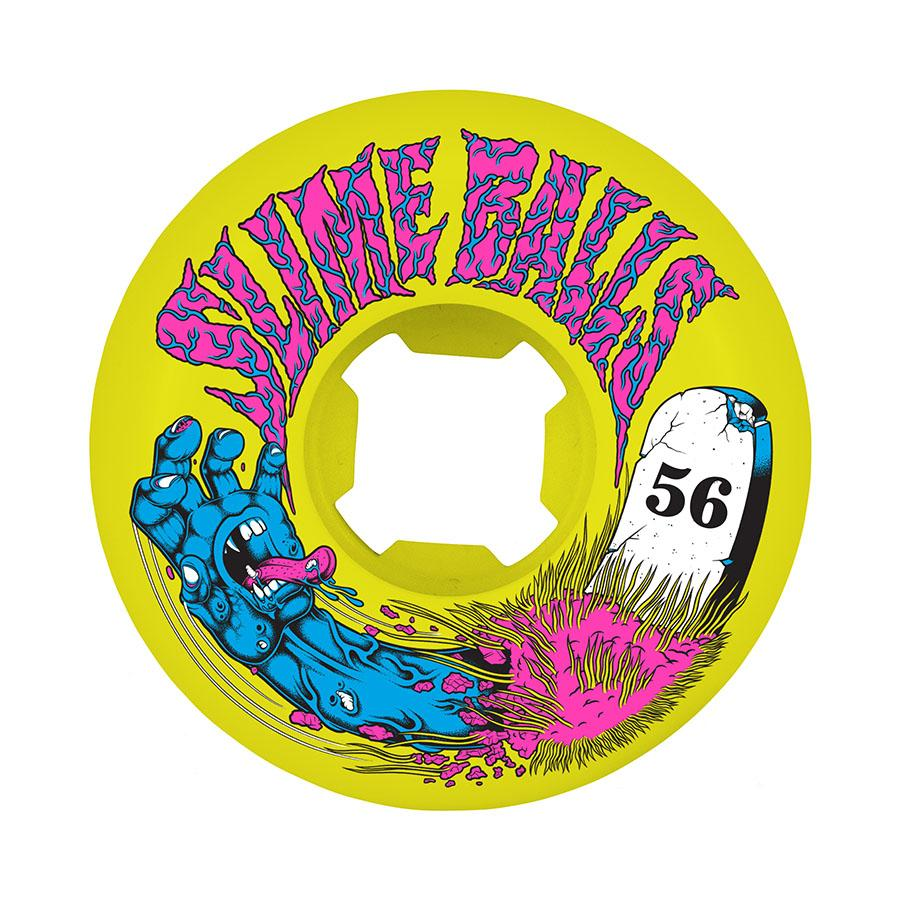 Slime Balls Grave Hand Speed Balls 99a 56mm