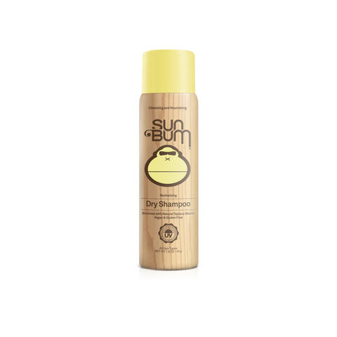 Sun Bum Dry Shampoo Sunscreen