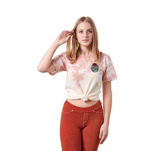 Santa Cruz Womens Cactus Boyfriend Shirt