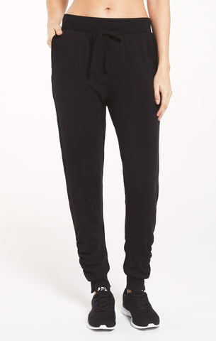 Z Supply Jordan Fleece Jogger - Black