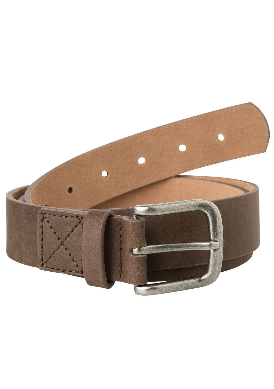 RVCA Bundy Leather Belt