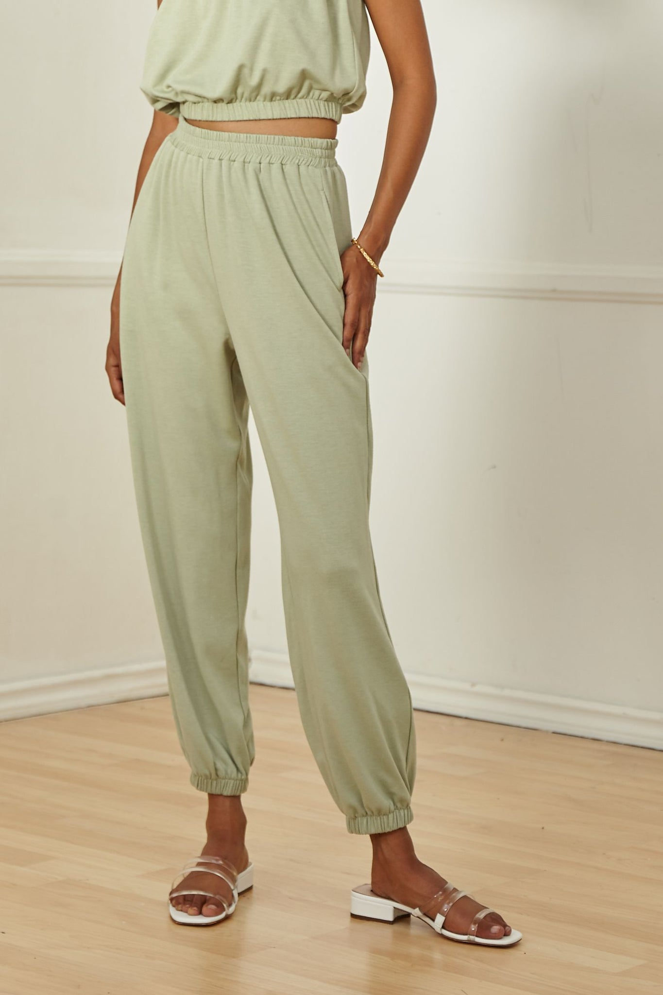 Sage The Label Luxe Lounge Knit Pant