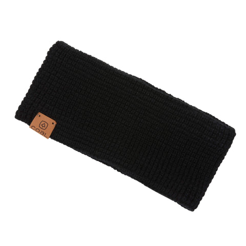 Coal Juno Ear Warmers ( Multiple Colors)