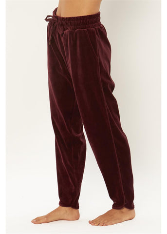 Amuse Haven Velour Lounge Pants