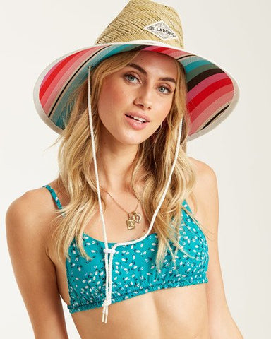 BillaBong Women's Tipton Straw Hat