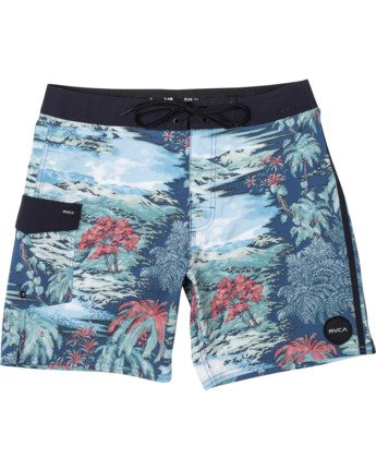 RVCA Restless Trunk Boardshort