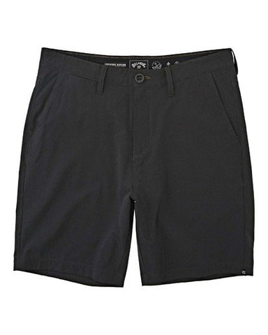 Billabong Surftrek Heather Hybrid Shorts - Charcoal Heather