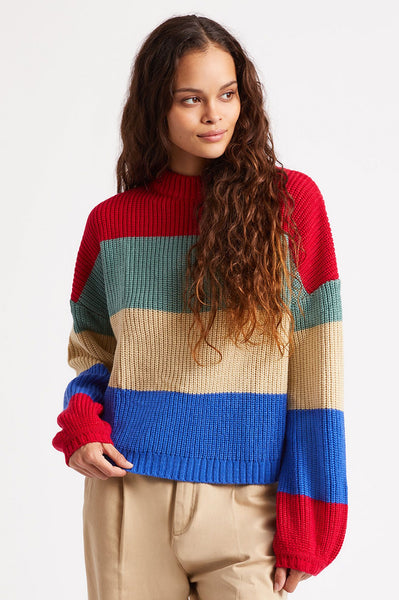 Brixton Womens Madero Sweater