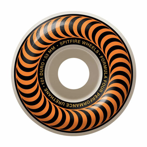 Spitfire Classic Formula Four 101a Skateboard Wheel 53mm