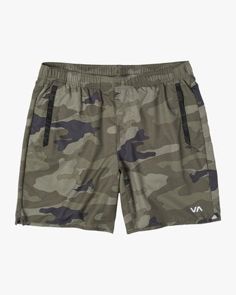 RVCA Yogger IV Athletic Short
