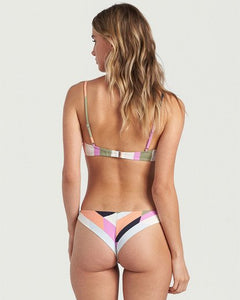 Billabong Womens Slow Roller Tanga Bikini Botton