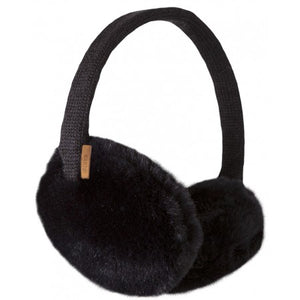 Barts - Plush Earmuffs Black