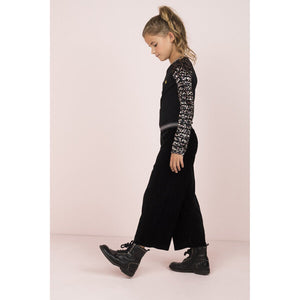 Like Flo - Broek Velours - Kids Girls