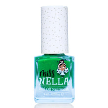 Afbeelding in Gallery-weergave laden, Miss Nella - Nagellak Kiss The Frog (glitter)