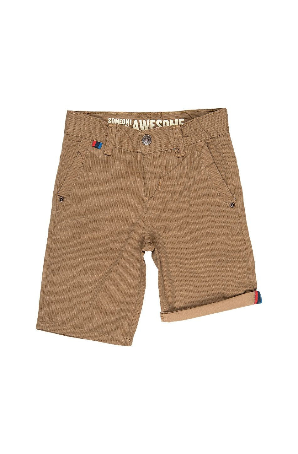 Someone - Short Glory Camel - Kids Boys