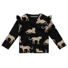 Afbeelding in Gallery-weergave laden, Your Wishes - T-shirt Wild Cheetah - Baby Girl