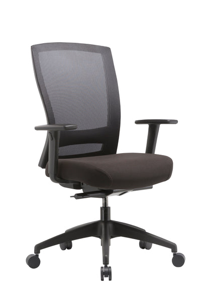 Mentor Chair - Fully Ergonomic Task Chair (With Arms)