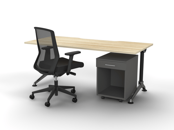 Modulus 1800mm x 800mm Desk Bundle - FREE DELIVERY!