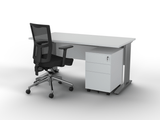 Aero 1500 x 750 Desk Bundle - FREE DELIVERY!