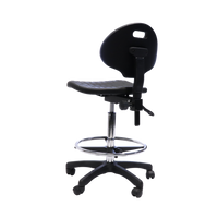 Rapidline Laboratory Drafting Stool