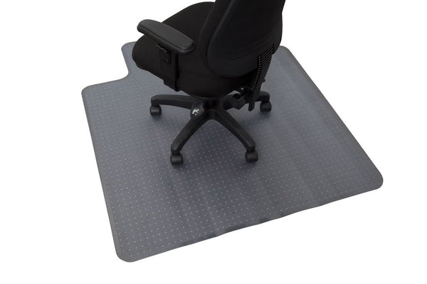 Small Commercial Chair Mat For Hard Floor Surfaces - Smooth