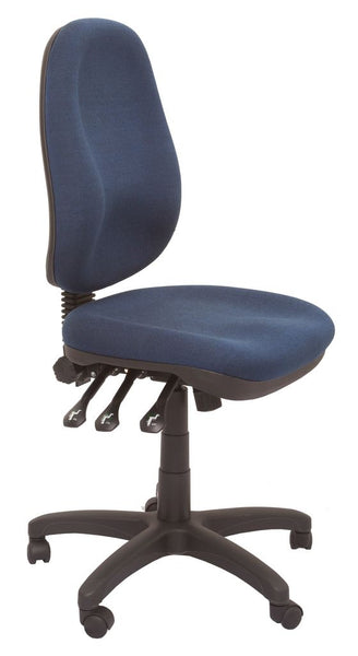 Heavy Duty Commercial Grade Ergonomic Chair - High Back