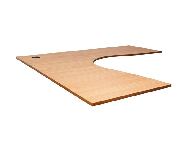 Corner Workstation Table Top Only