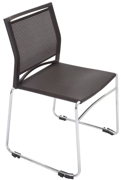 Stackable Mesh Back Visitor Chair