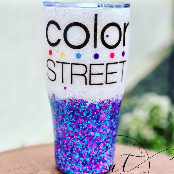 Color Street Tumbler