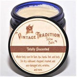 Tallow Balm - Totally Unscented, 2 oz.